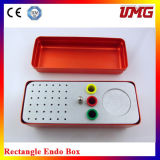 Dental Endo Box Holder Block