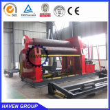 hydraulic metal sheet rolling and bending machine W12S-8X2000