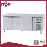 Air-Cooled Type 3doors Refrigerated Bakery Counters (BAC3100TN)