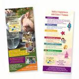 Custom Print Commercial Brochure, Picture Album, Manual