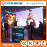 Rental SMD Stage Background IP65 Waterproof LED Flexible Screen