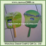 Hand Held Fans in Plastic