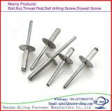 All Steel Open Type Blind Metal Rivets