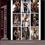 New Women′s Hosiery Body Stocking and Thigh-Highs