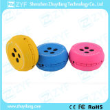 Various Color Button Shape Portable Mini Bluetooth Speaker (ZYF3017)