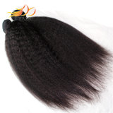 Wholesale 8A Remy Hair Weft Kinky Straight Indian Hair Extension