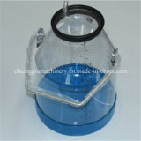 Milking Cow Buckets with Scale Plastic Material 25L Capacity