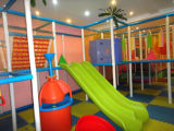 Indoor Playground, Indoor Playset, Kids Playhouse (BHID14)