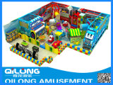 Car Series of Indoor Playground Naughty Canstle (QL-150427C)