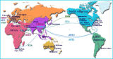 Ocean Shipping From Shenzhen/Shanghai/Guangzhou/Xiamen to Los Angeles /San Francisco/ Boston/Houston/ Chicago/Atlanta/Miami/Newark