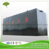 Underground Waste Water Treatment Plant