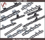 Harvester Chains of Carton Steel (415S)