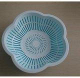 2017 New Design OEM Plastic Fruit Basket