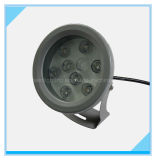 High Power 9W P65 LED Flood Spotlight with Ce RoHS Certification