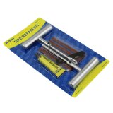 Professional 9in 1 Wheel Car Tire Tyre Repair Kit/Set with Two Steel Handles