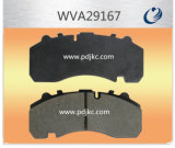 Wva29167 Brake Pads for BPW Trucks