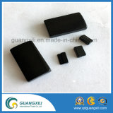 Black Ferrite Permanent Magnet with Smooth Surface for Wholesale