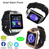 Bluetooth 3.0 Smart Watch Phone with SIM Card Slot (DZ09)
