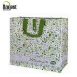 Full Printed Cheap Price Laminated RPET Shopping Bag