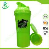 600ml Shaker Bottle with Storages, Protein Shaker Bottle