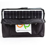 130W Foldable Solar Panel with CE, ISO, TUV, IEC Certificate