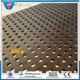 New Fiber Rubber Tiles/Rubber Stable Tiles/Anti-Slip Stable Mat