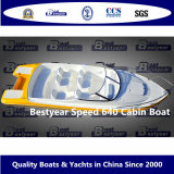 Speed 640 Cabin Boat for Sport