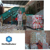Hellobaler 2tons Automatic Paper Baling Machine