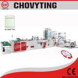 PE Zipper Lock Bag Making Machine (CW-800SBD)