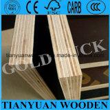 16mm Melamine Glue Film Faced Plywood for Export