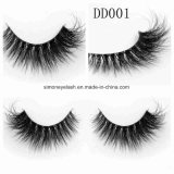 Transparent Stem Clear Band 3D Mink Eyelashes Natural Lashes Fake Eyelashes