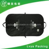 Hot Sell Foldable Non Woven Garment Bag/Suit Cover Bag/Clothes Hanger Bag