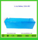 18650 Battery Pack 48V 12ah Lithium Ion Battery for Electric Vehicles (EA48-12)
