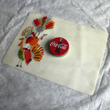 PVC Table Placemat, with Custom Size and Imprint