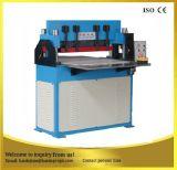 Semi-Automatic Fabric Cutting Machine