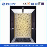 FUJI Zy Central Opening Passenger Elevator with Ce Certificate
