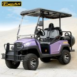 Hot Sale 4 Seater Lifted Hunting Tyre Electric Golf Cart