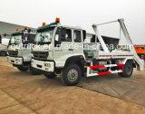 10-15m3 Roll-off Skip Loader Garbage Truck
