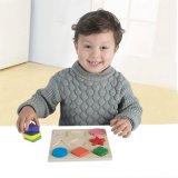 Children Wooden Shape Educational Jigsaw Puzzle Toys
