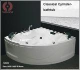 Hot Sale Fashion Acrylic Massage Plastic Bathtub for Adult (KB220)