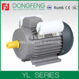 Yl Series Single Phase Cast Iron Two-Value Capacitor Motor