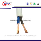 Copper Conductor Cable PVC Insulated Cable Electric Rvv Flexible Cables