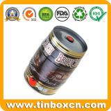 5L Metal Tin Party Keg and Beer Cans