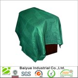 Moving Blanket with Green & Black PP Nonwoven Fabric
