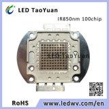 IR LED 850nm 100W 100chip LED Infrared 100W
