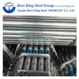 Pre Galvanized Steel Pipe for Construction Material Usage