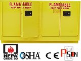 Lab Stainless Steel Safety Storage Cabinet- (PSLAB-001)