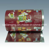 Roll Stock Plastic Printing Packaging Film (DQ0098)