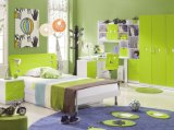 Kids Bedroom Set with High Glossy