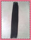 "Brazilian Human Hair 100% Human Hair Weaving Silky18"" Brown Color"